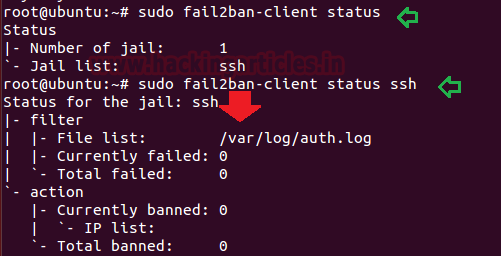 Defend against Brute Force Attack with Fail2ban