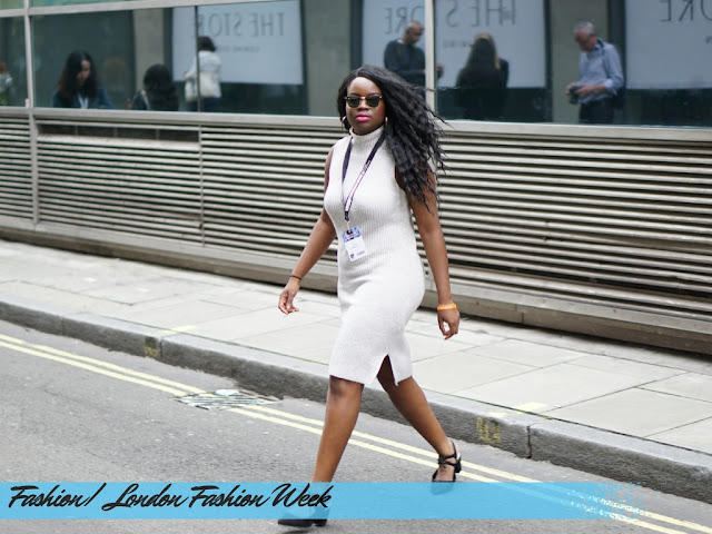 LONDON FASHION WEEK SEPTEMBER 2016