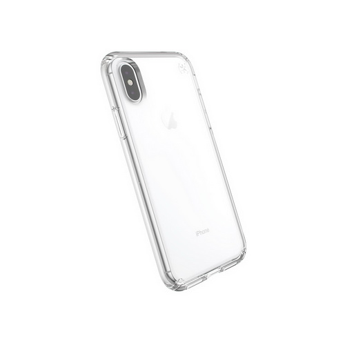 Casing Speck Presidio Clear iPhone XS