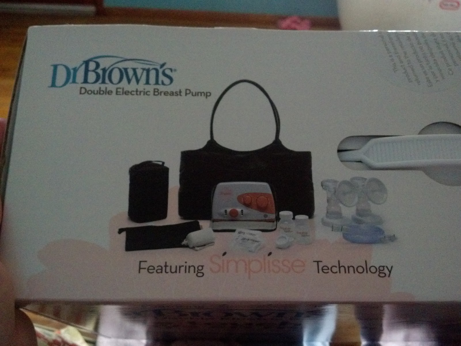 Dr brown s electric breast pump