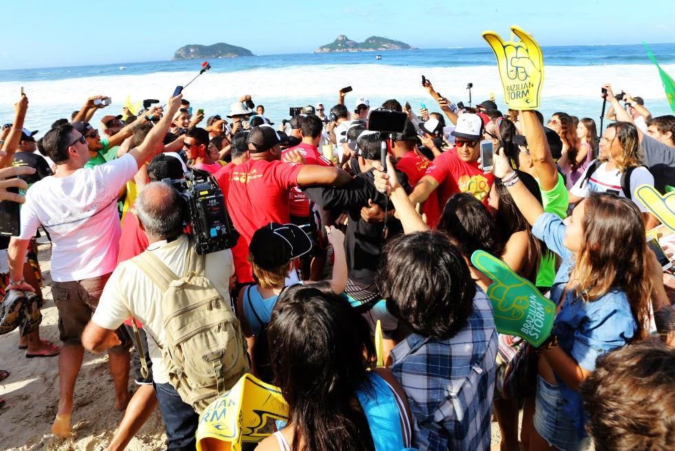 37 Gabriel Medina Oi Rio Pro 2015 Fotos WSL  Daniel Smorigo