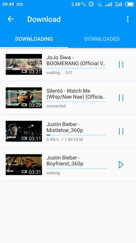 تحميل برنامج KeepVid Android لتنزيل الفيدوهات من اليوتيوب بجوده عاليه للاندرويد اخر اصدار مجانا