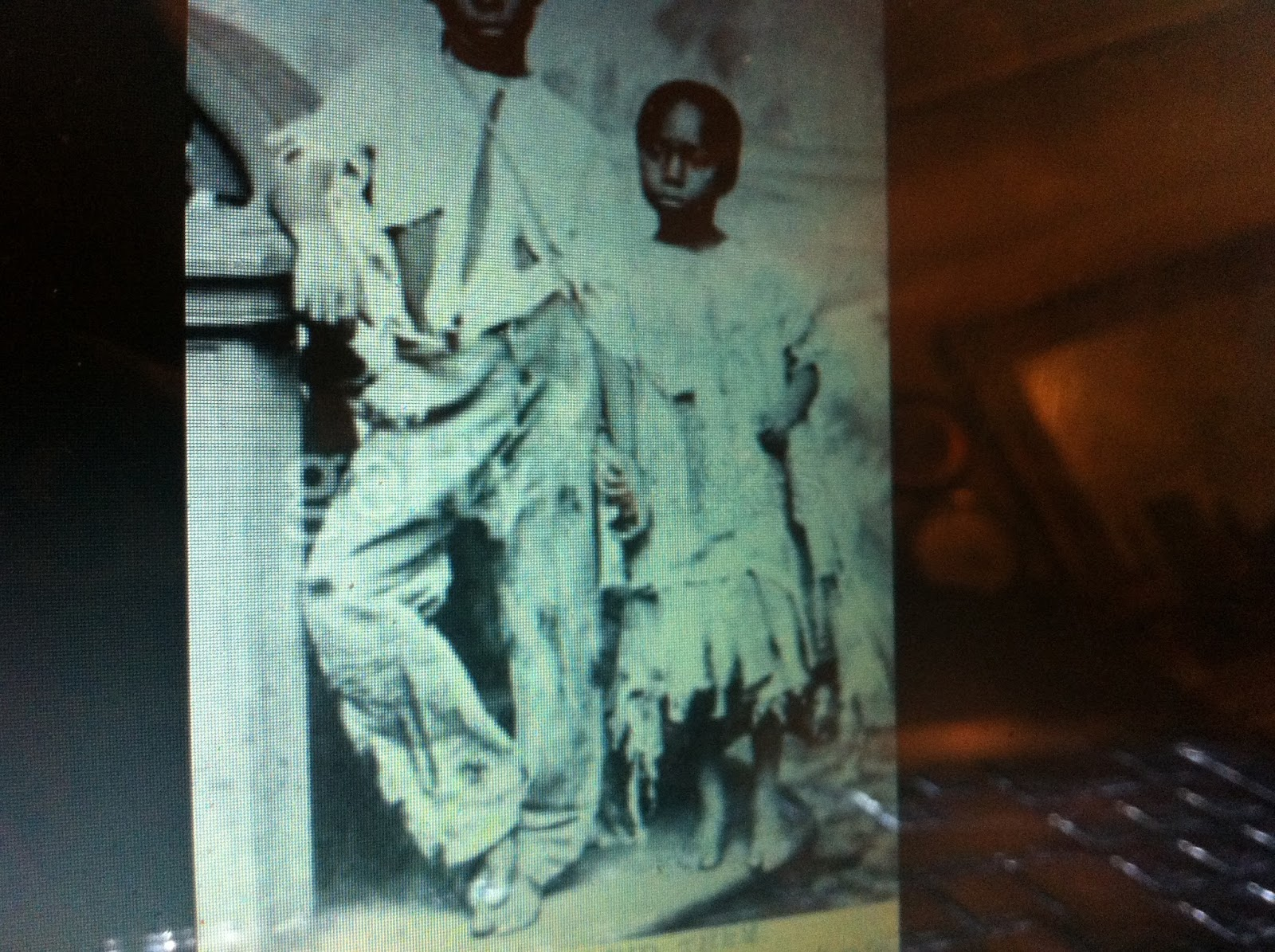 THE BLACK SOCIAL HISTORY:: BLACK SOCIAL HISTORY - PRE ...