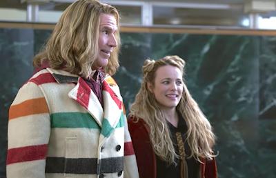 Will Ferrel (Lars) y Rachel McAdams (Sigrit)