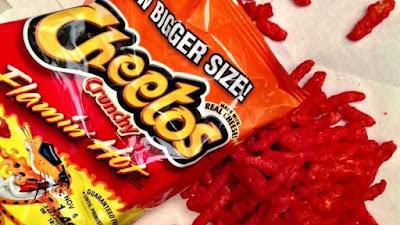 Lays hingga Cheetos Setop Produksi Agustus 2021