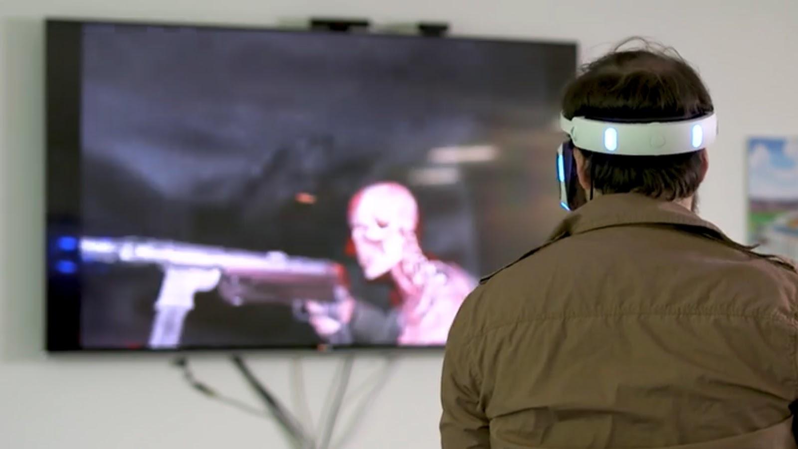 Sniper Elite VR - Kill Cam de raio-X