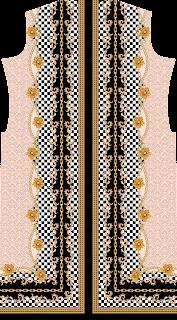 Ladies Jacket Design Front 2484