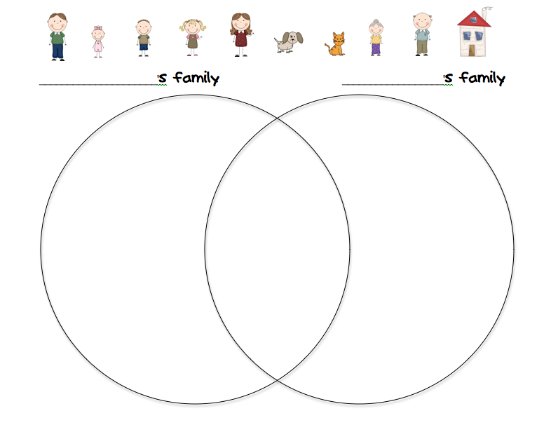 Family activities for First Grade. Freebies by Grade ONEderful.com