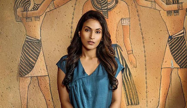Aishwarya R Dhanush Photoshoot Stills For HT Brunch Magazine