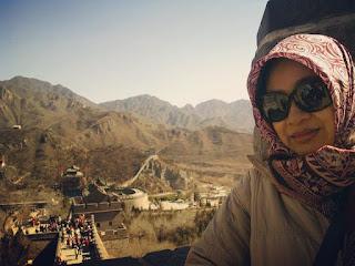 Tembok besar china mci trip
