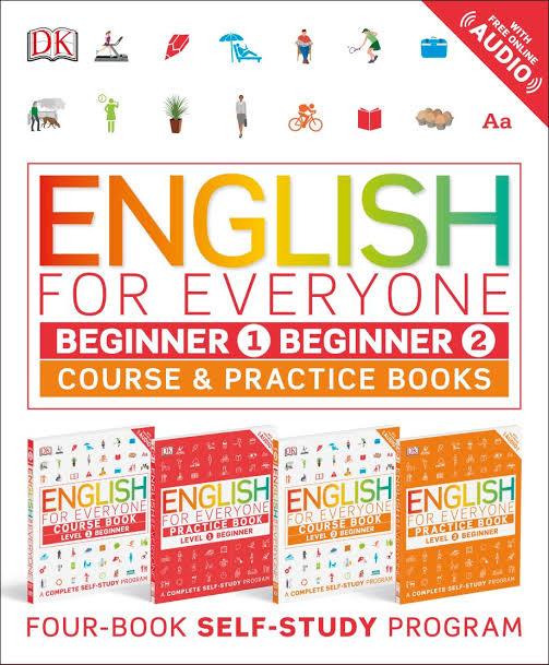 DK English for Everyone Series Full