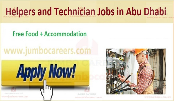 UAE Jobs with food and accommodation, Show all new jobs in UAE,