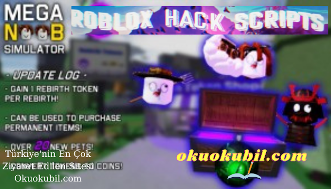 Roblox Mega Noob Simulator Script Auto Farm, Hilesi 2021