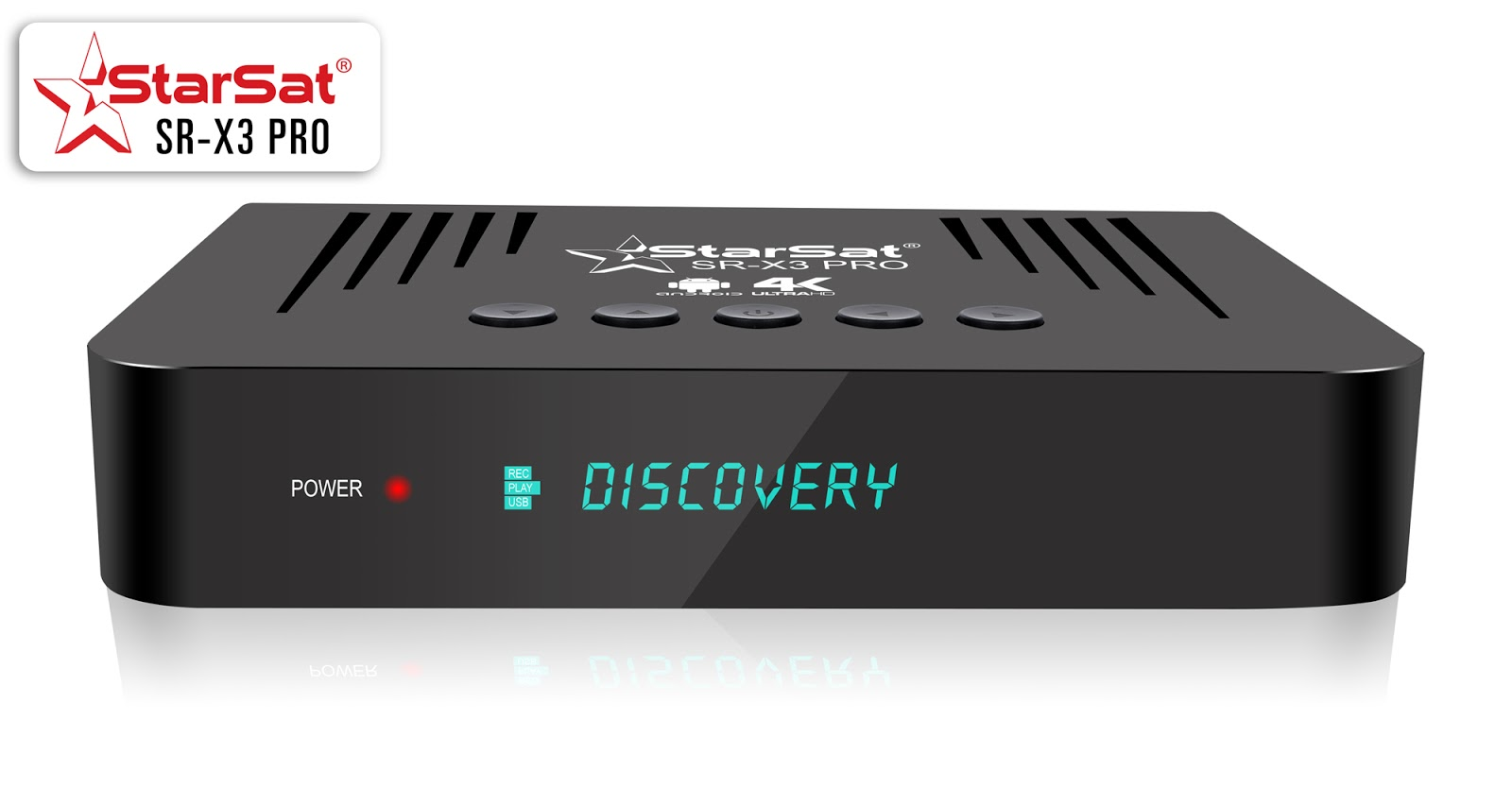 StarSat SR-X3 PRO V3 3 5 Receiver Software July 24, 2019