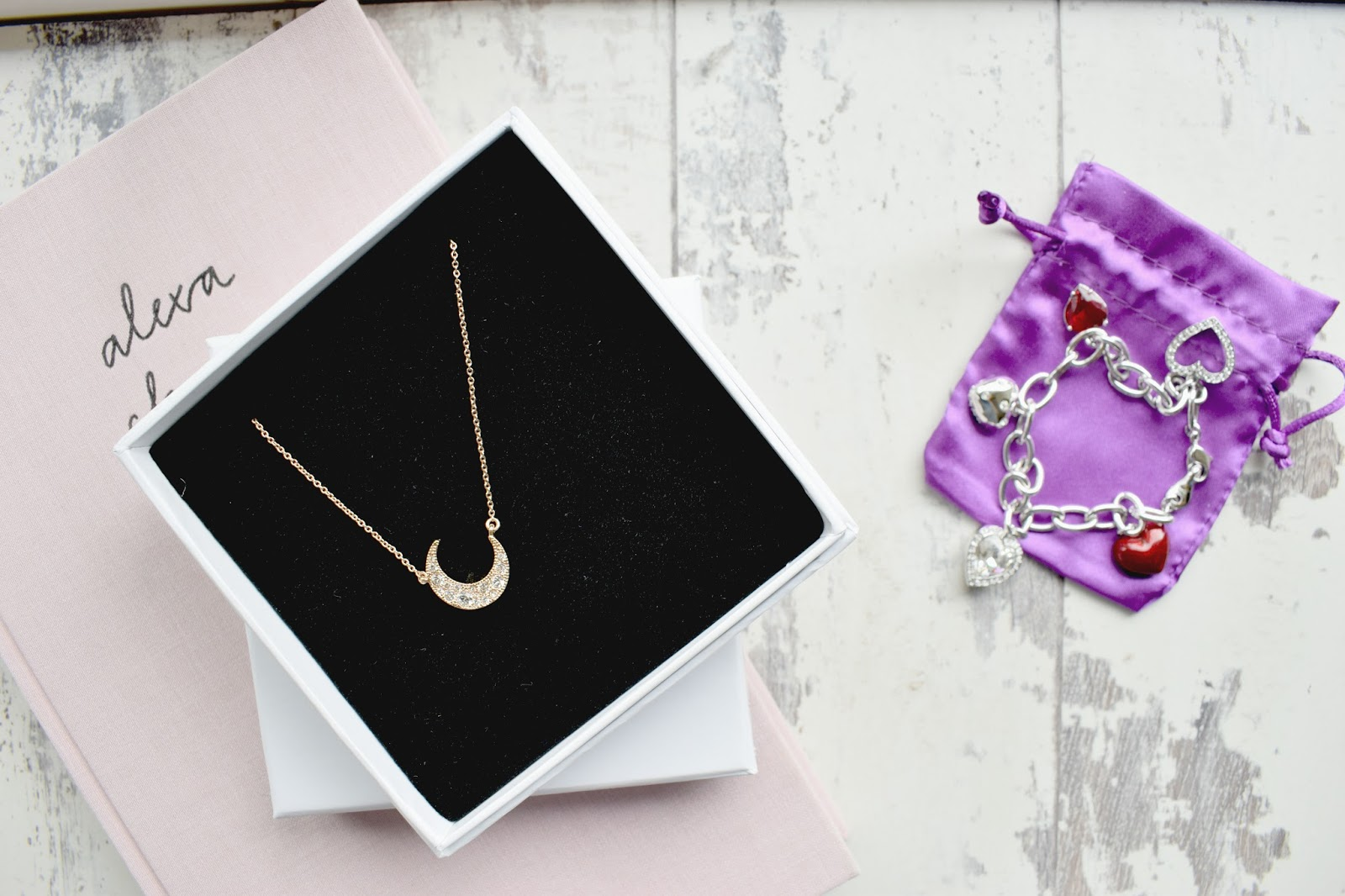 Just Between Us Jewellery Review UK Personalised necklaces, bracelets etc