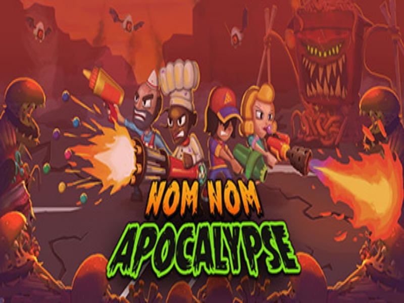 Download Nom Nom Apocalypse Game PC Free