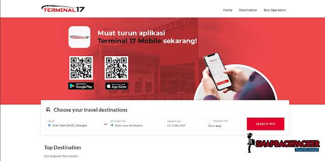 Terminal 17 Portal