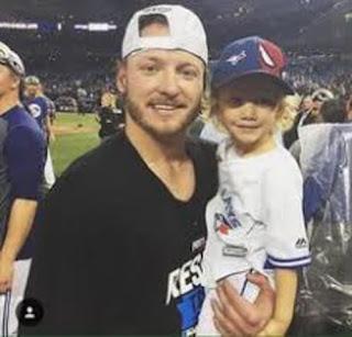 Josh Posing With Young Fan