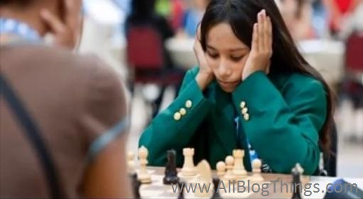 8. Mehak Gul: Holding a World Record In Setting Chess Table