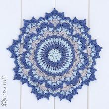 Almaas Mandala Crochet Pattern