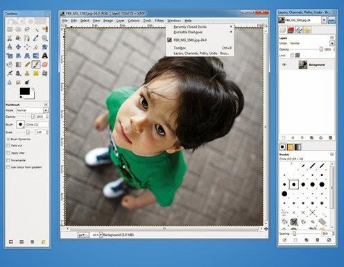 Graphics Z R F Technologies Gimp 2 8 Free Graphic Design Software