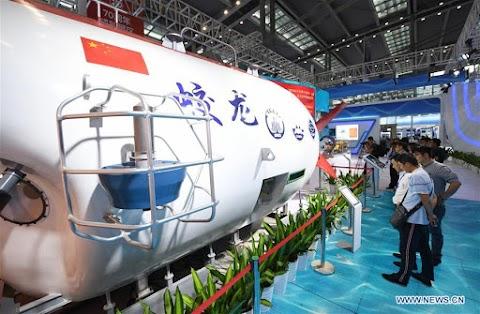Megépítették a világ legnagyobb, ember szállítására alkalmas merülő járművét