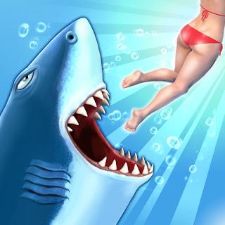 تحميل لعبة Hungry Shark Evolution مهكرة اندرويد