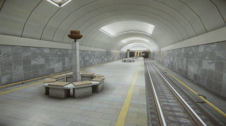 Subway Simulator PC Full Español