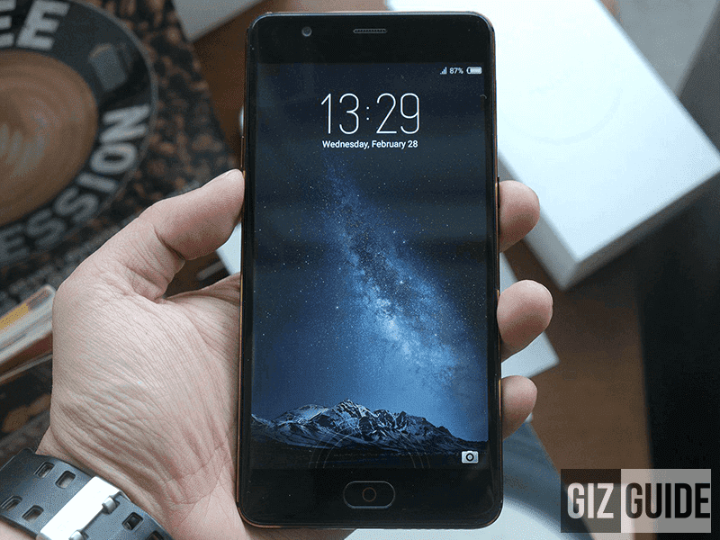 Nubia M2 Lite Review - Solid, Beautiful and Affordable