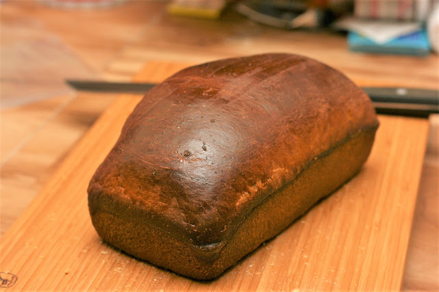 INTERNATIONAL:  Bread 19 - Portuguese Sweet Bread or Massa Sovada
