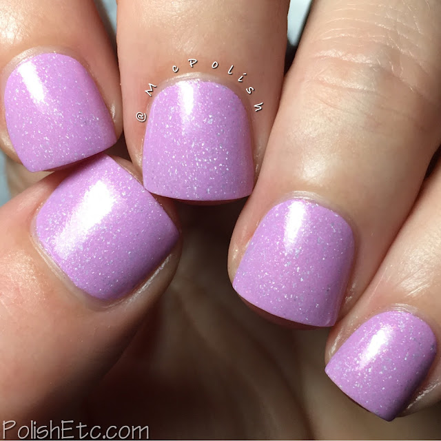Road to Polish Con - Week 10 - McPolish - Sweet Home Chicago by Pahlish
