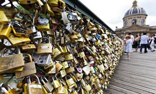 Our Daily Bread (ODB), 25 September 2020 - Love Locks
