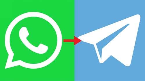 تيليغرام Telegram يطلق وظيفة لنقل دردشتك من واتساب WhatsApp