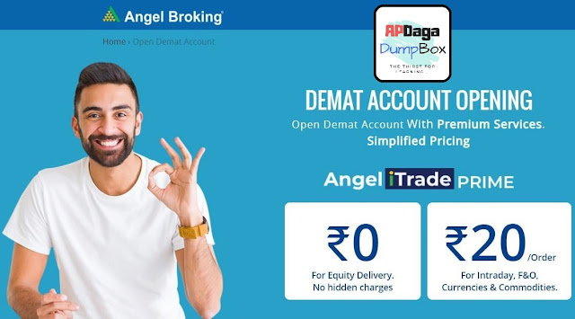 Open Free Demat (Limited Offer)