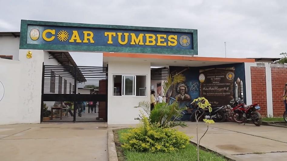 Colegio de Alto Rendimiento Tumbes - COAR Tumbes