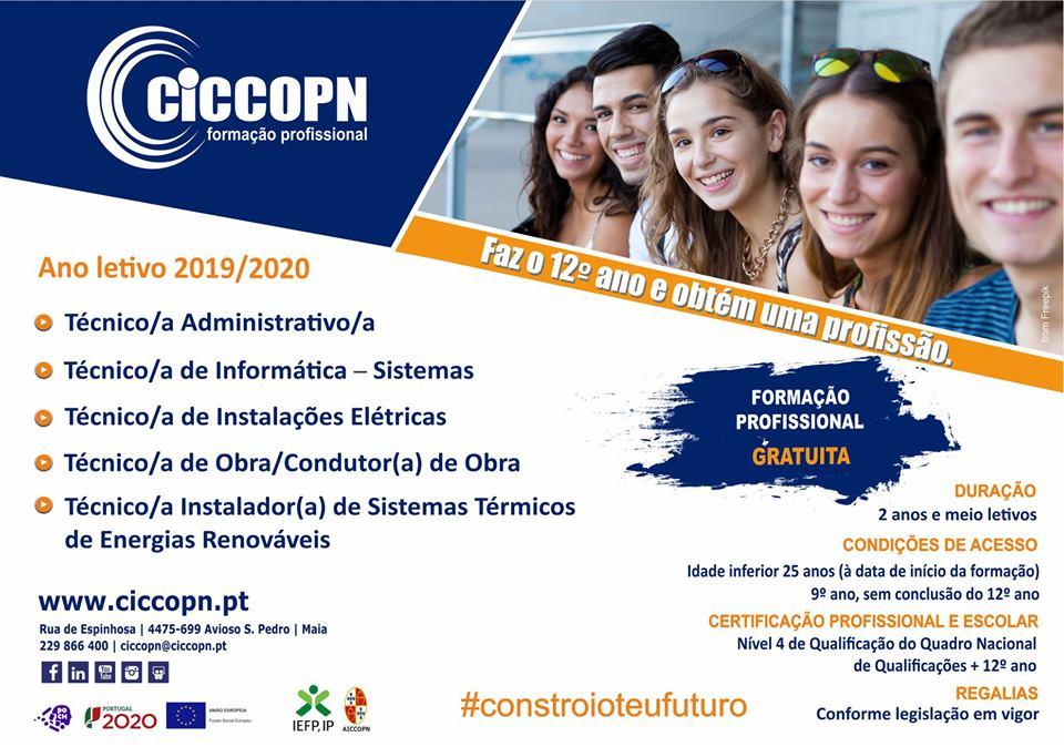 Maia – Cursos gratuitos de aprendizagem (2019/2020)