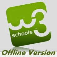 Cara W3Schools Versi Offline