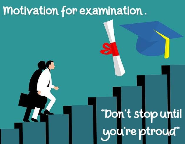 A short Essay on Motivation for examination.