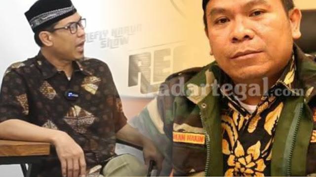 Telak! Munarman FPI Jawab Tuduhan Orang PKB: Dia Politikus Banci