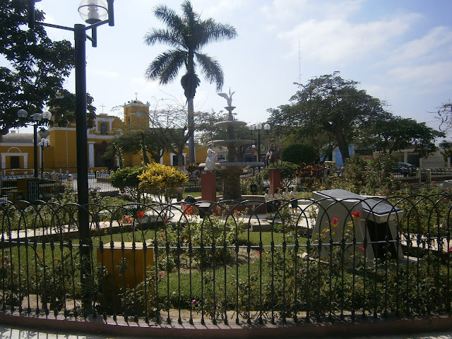 Distrito de Paiján ubicado en la región de La Libertad, perú