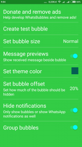 Membuat Balon Percakapan Seperti Messenger Di Whatsapp
