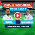 India vs South Africa, 1st Test - Live Streaming, Day 4
