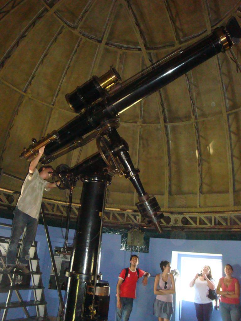 MAST Museu de Astronomia e Ciências Afins