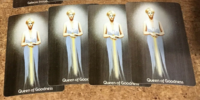 Queen of Goodness from Space Age Slap Jack