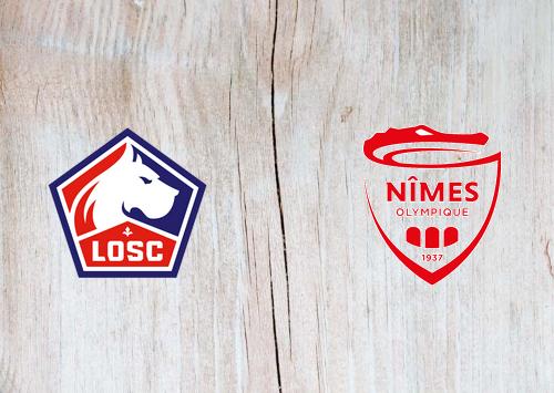 Lille vs Nîmes -Highlights 6 October 2019