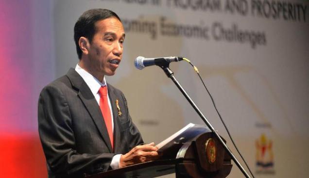Jokowi Minta TNI-Polri Waspada Indikasi Gerakan Menduduki DPR