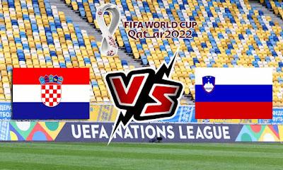 كرواتيا و سلوفينيا بث مباشر