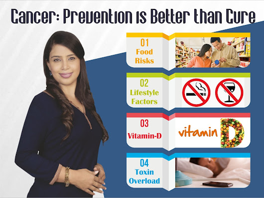 Cancer: Prevention is Better than Cure