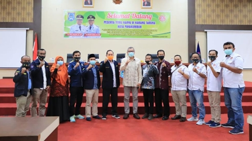 Temu Karya Karang Taruna Payakumbuh, Wako Riza Falepi: Jadilah Pelopor Pembangunan, Bukan Pelengkap Penderitaan
