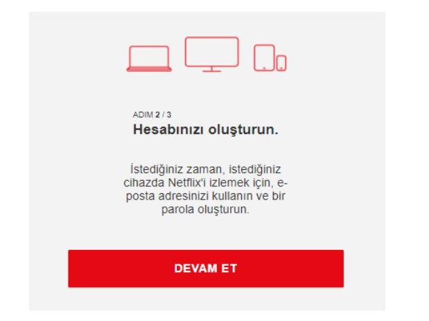 netfilix ücretsiz üyelik